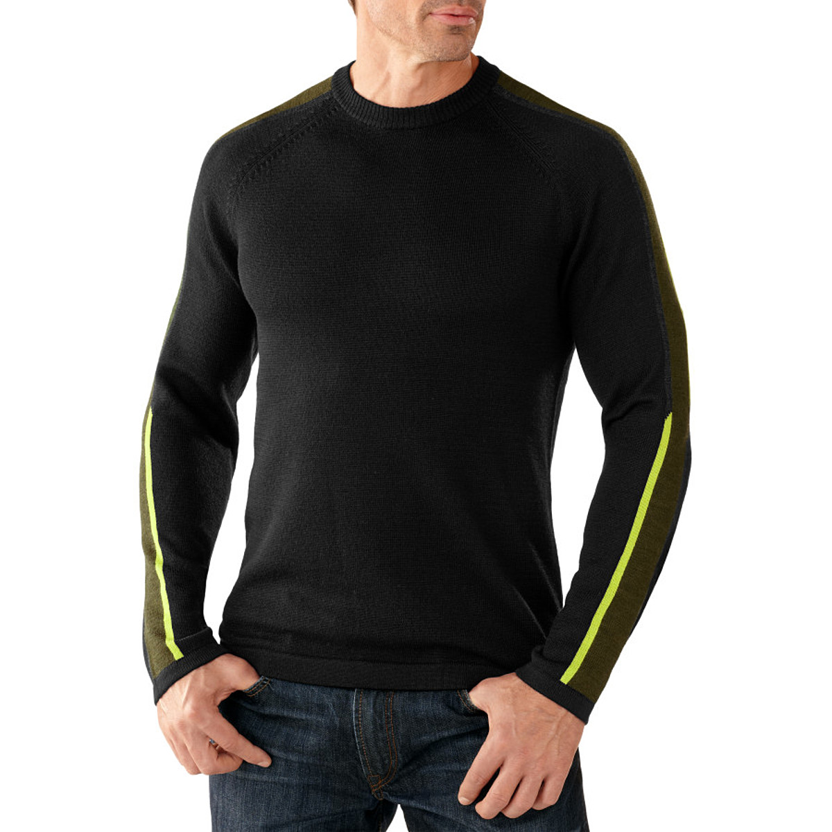 Smartwool Woodland Ranch Crew Sweater