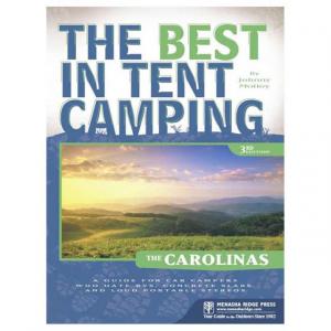 Menasha Ridge Press The Best in Tent Camping: Oregon