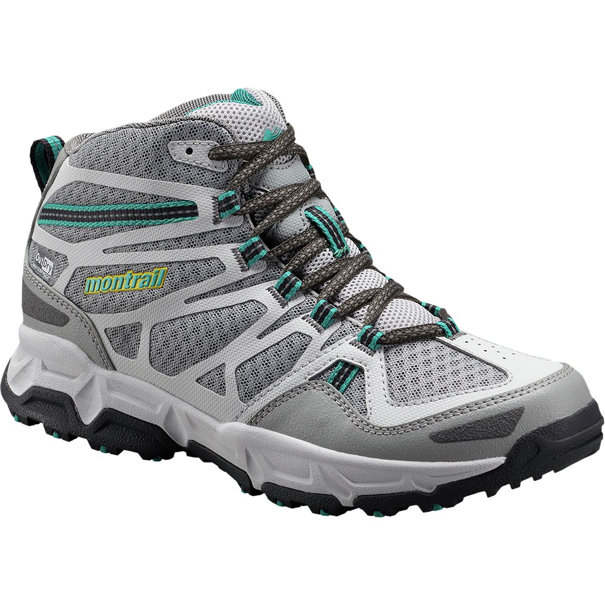 Montrail Fluid Fusion Mid Outdry