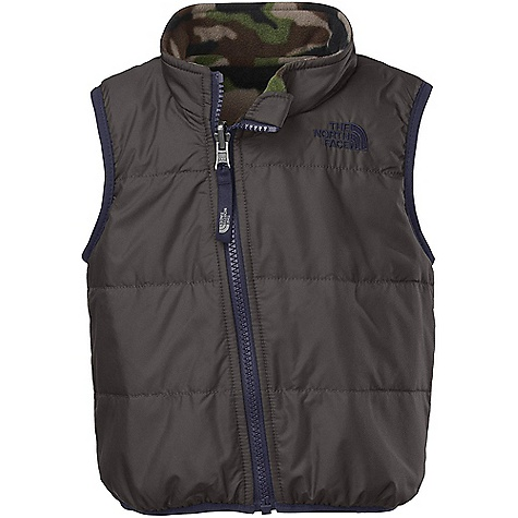 photo: The North Face Glacier Vest fleece vest