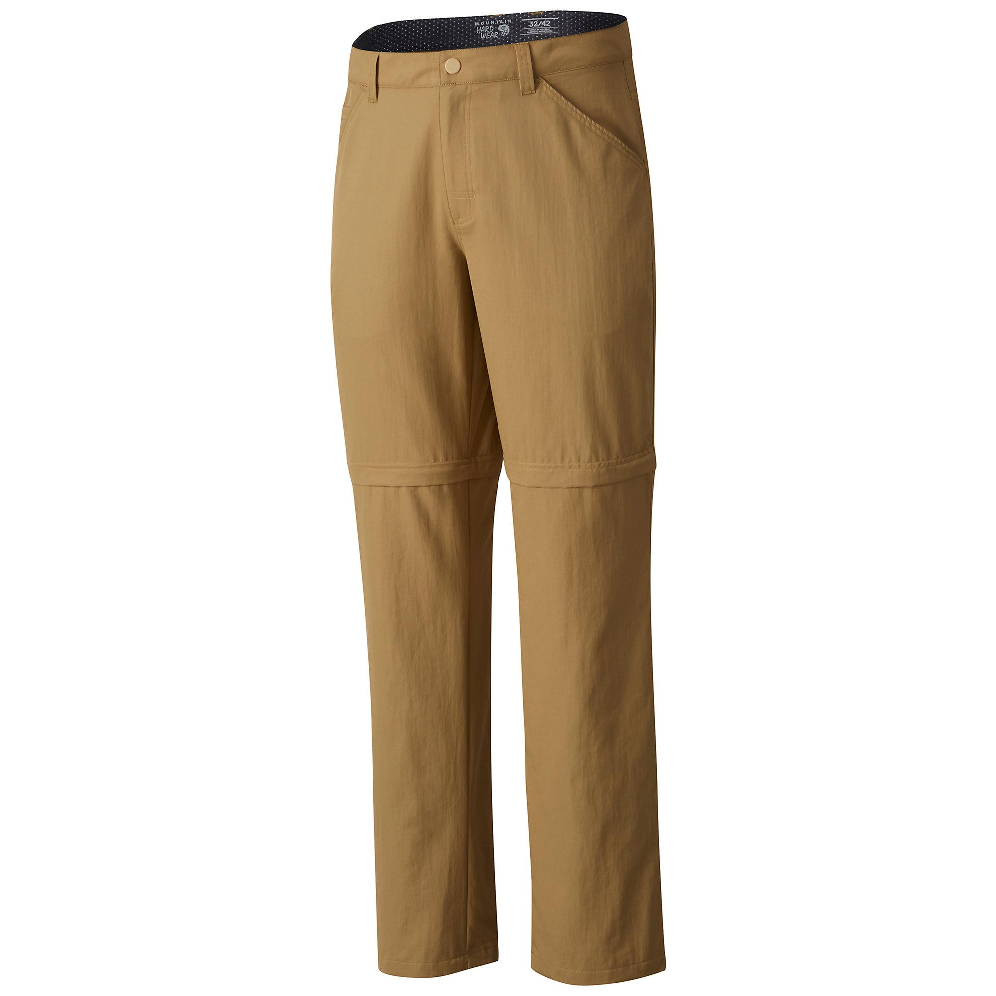 photo: Mountain Hardwear Mesa Convertible II Pant hiking pant