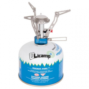photo: Olicamp Electron Stove compressed fuel canister stove