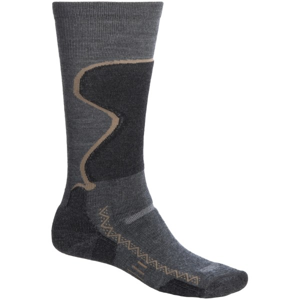 photo: Point6 Ski Medium OTC snowsport sock