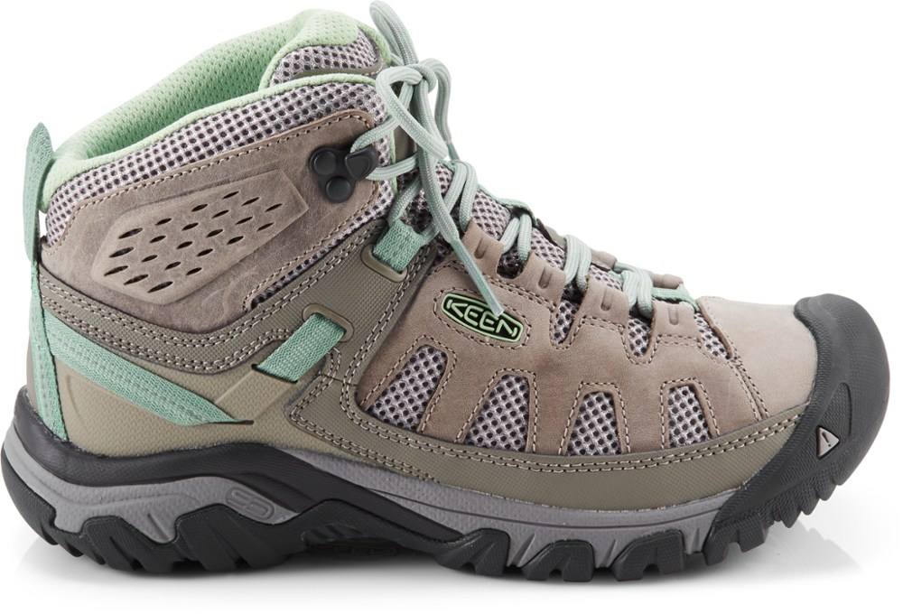 photo: Keen Women's Targhee Vent Mid hiking boot
