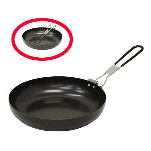 "Coleman 9"" Non-Stick Steel Frypan"