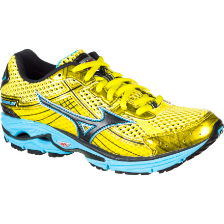 photo: Mizuno Women's Wave Rider 15 trail running shoe