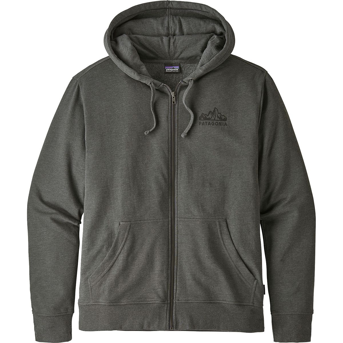 photo: Patagonia Men's Lightweight Full-Zip Hoody fleece top
