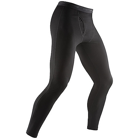 photo: Icebreaker Boys' 260 Midweight Legging base layer bottom