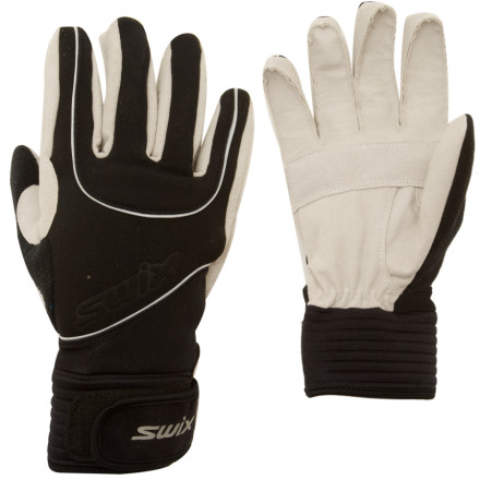 photo: Swix Cross Gloves soft shell glove/mitten