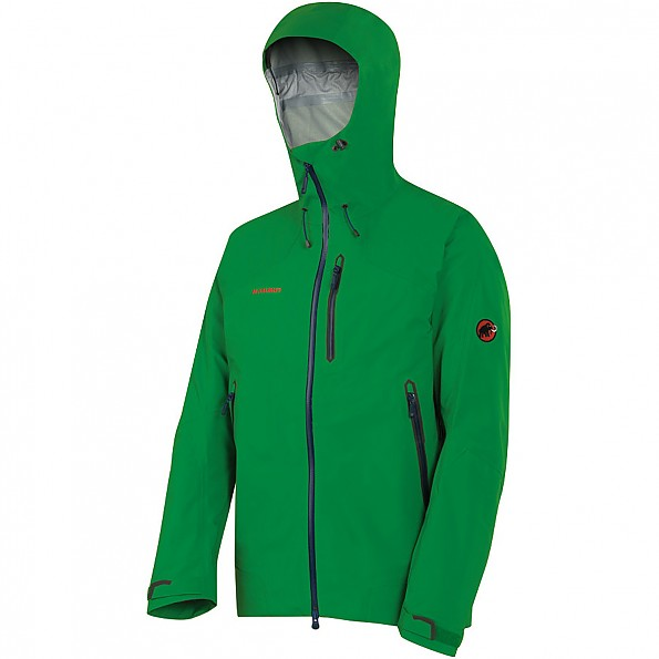 Mammut Masao Hooded Hardshell Jacket