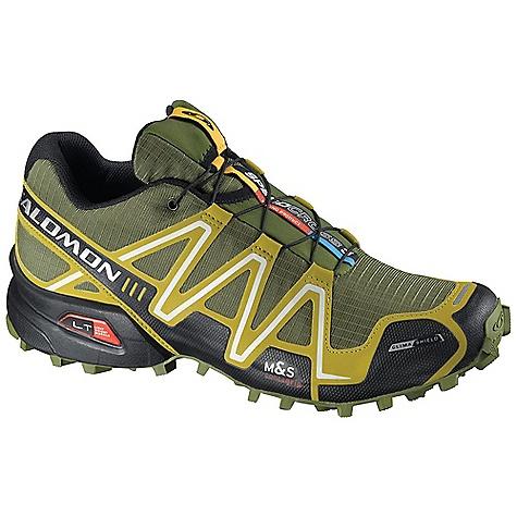 photo: Salomon SpeedCross 3 CS trail running shoe
