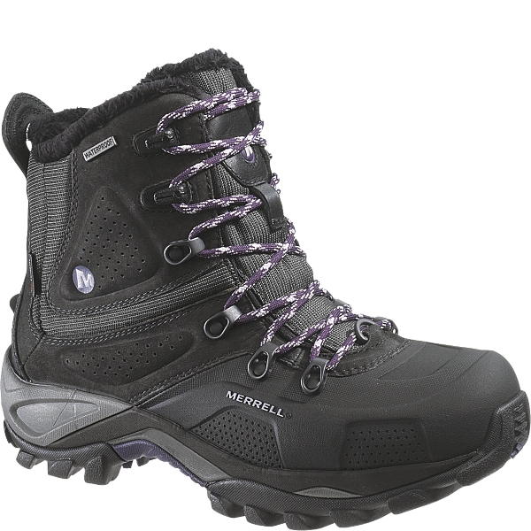 photo: Merrell Whiteout 8 Waterproof winter boot