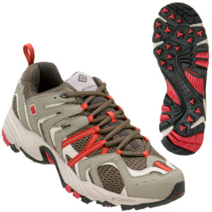 photo: Columbia Men's Fyter trail running shoe