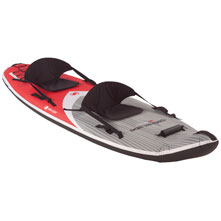Sevylor 2 Person Sit-On-Top Covered Kayak
