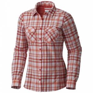 Columbia Saturday Trail Plaid Long Sleeve Shirt