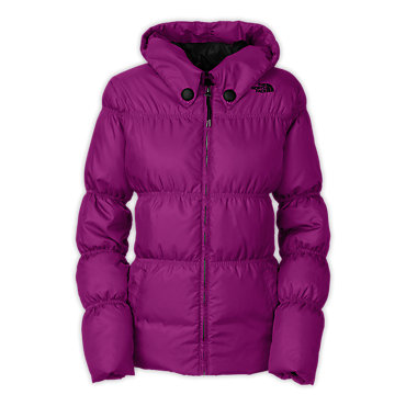 photo: The North Face Totally Down Jacket down insulated jacket