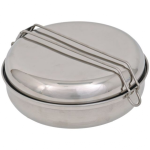 Olicamp Stainless Steel Mess Kit