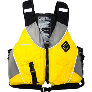 photo: Extrasport Equinox DLX life jacket/pfd