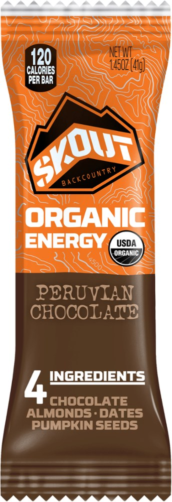 Skout Organic Energy Bar