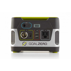 photo: Goal Zero Yeti 150 Solar Generator power storage