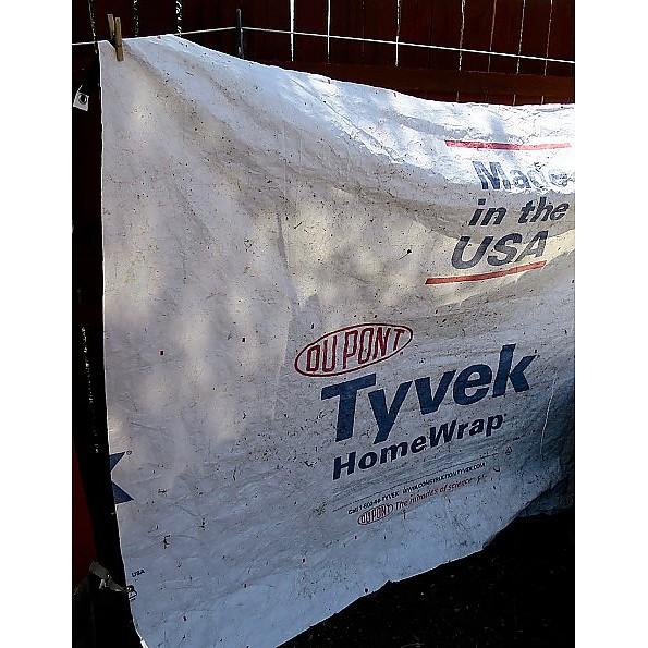Hike-N-Light Tyvek tent footprints