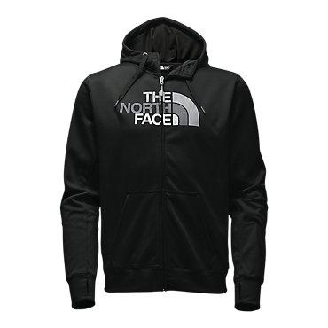 photo: The North Face Surgent Half Dome Full Zip Hoodie fleece jacket