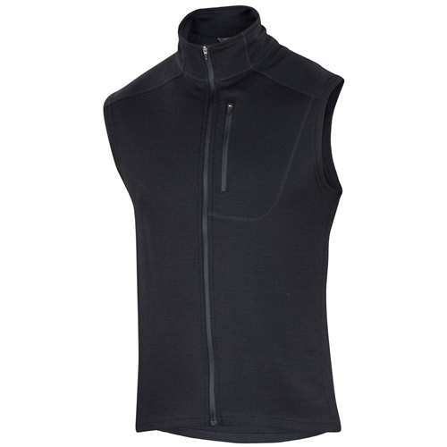 photo: Ibex Shak Vest wool vest