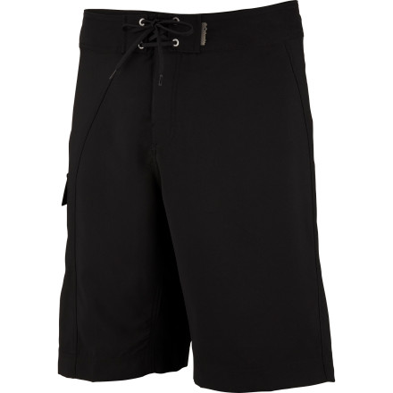 photo: Columbia Bouncing Rock Logo Short active short