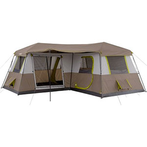 photo: Ozark Trail 16' x 16' Instant Cabin Tent tent/shelter