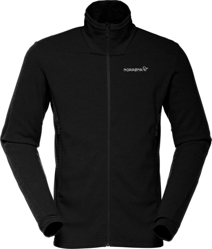 photo: Norrona Men's Falketind Warm1 Jacket fleece jacket