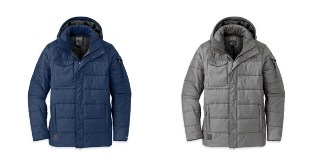 photo: Outdoor Research Ketchum Parka synthetic insulated jacket
