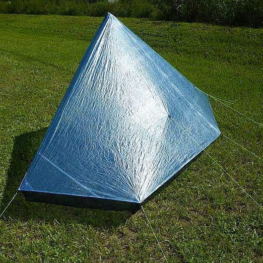 photo: Zpacks Hexamid Solo tarp/shelter