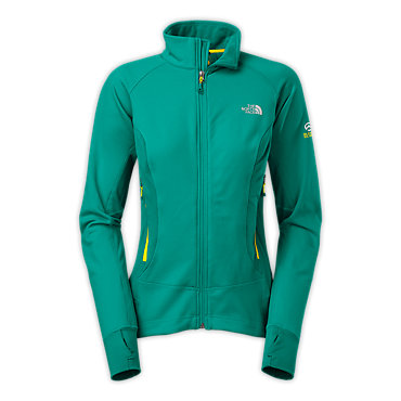 photo: The North Face Women's Defroster Jacket fleece jacket