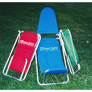 photo: Sling-Light Chair camp chair