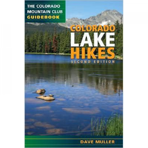 The Mountaineers Books Colorado Lake Hikes