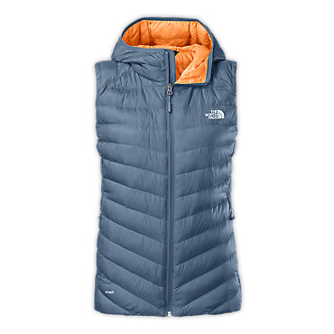 photo: The North Face Tonnerro Hooded Vest down insulated vest