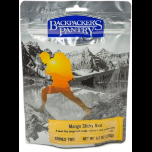 Backpacker's Pantry Mango Sticky Rice