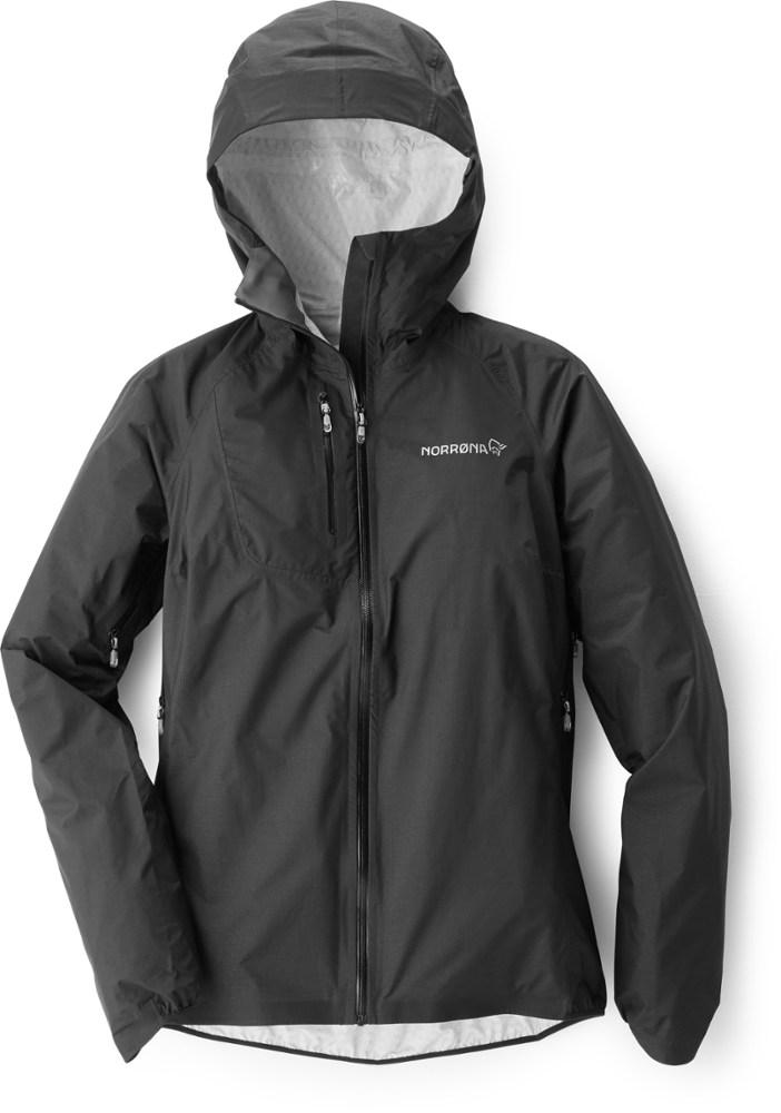 photo: Norrona Women's Bitihorn Dri1 Jacket waterproof jacket