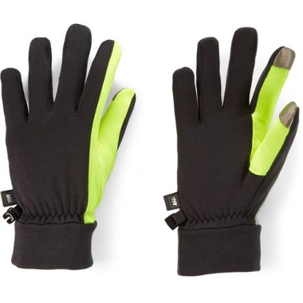 photo: REI Tech-Compatible Powerflyte Gloves glove liner