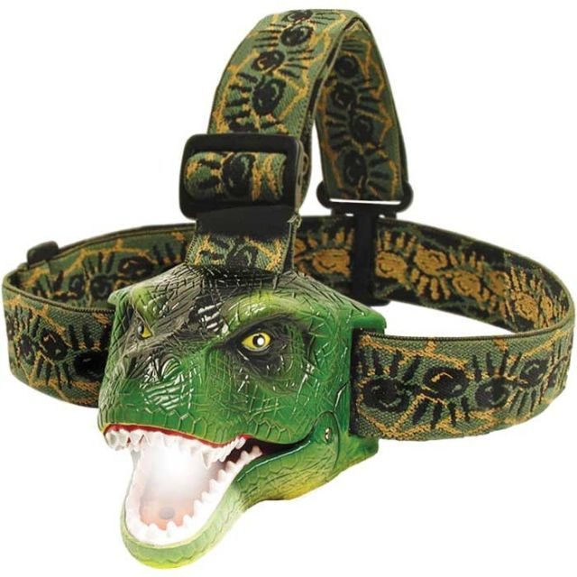 photo: Sun Company Dinobryte LED Headlamp headlamp