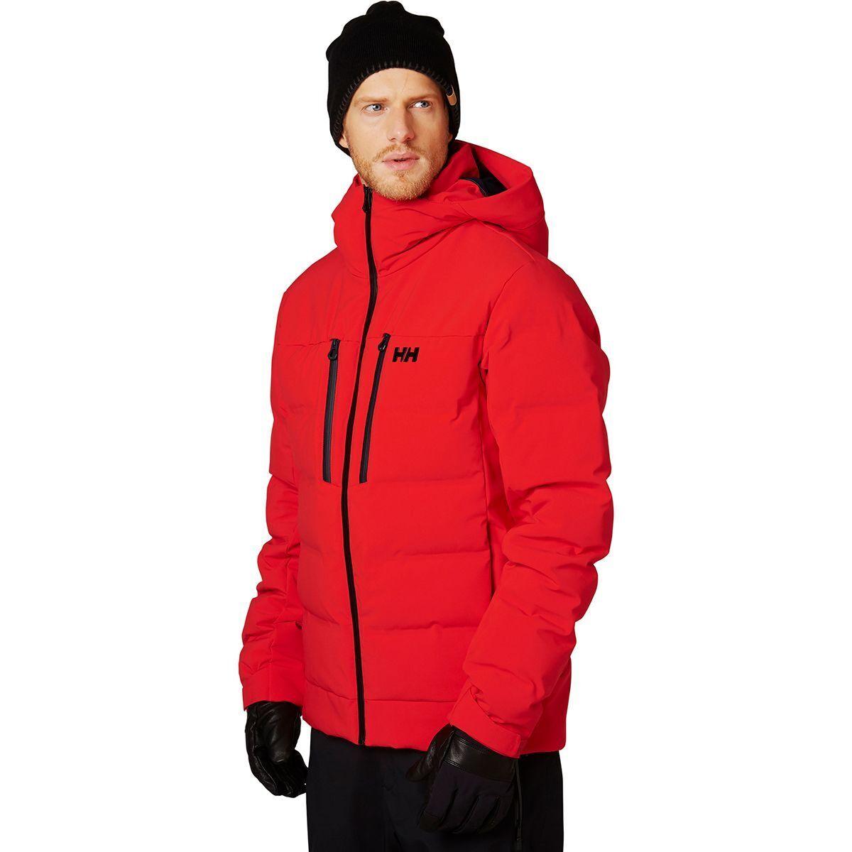 photo: Helly Hansen Rivaridge Puffy Jacket down insulated jacket