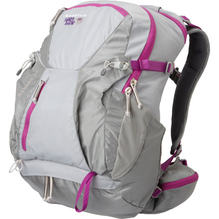 photo: Mountain Hardwear Wandra 24-W daypack (under 2,000 cu in)
