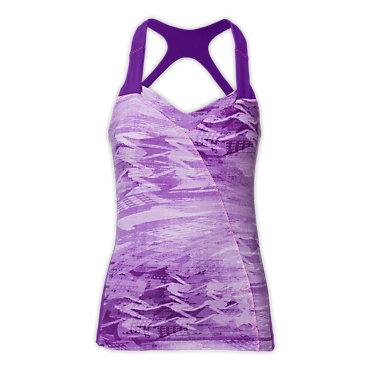 photo: The North Face Shavasana Printed Sport Tank short sleeve performance top
