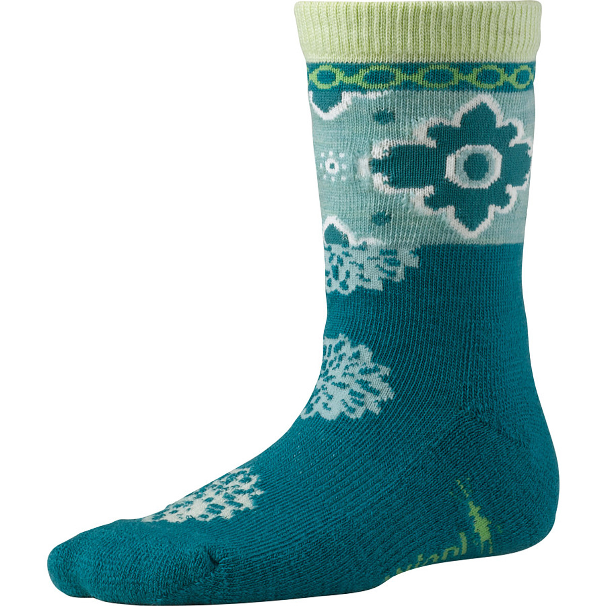 photo: Smartwool Kids' Kilim Patchwork Socks sock