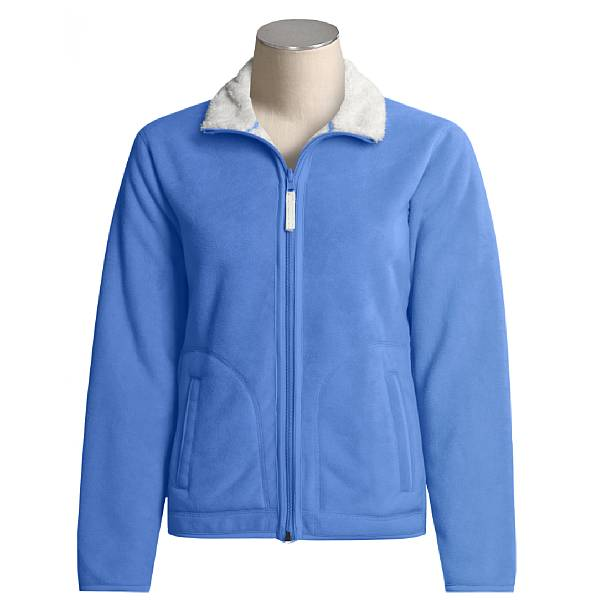 White Sierra Flip Flop Reversible Jacket