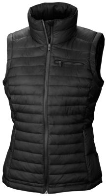 photo: Columbia Powder Pillow Vest synthetic insulated vest