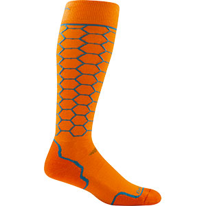 photo: Darn Tough Men's Over-the-Calf Light snowsport sock