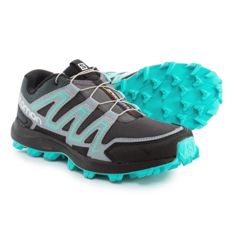 photo: Salomon Women's Speedtrak trail running shoe