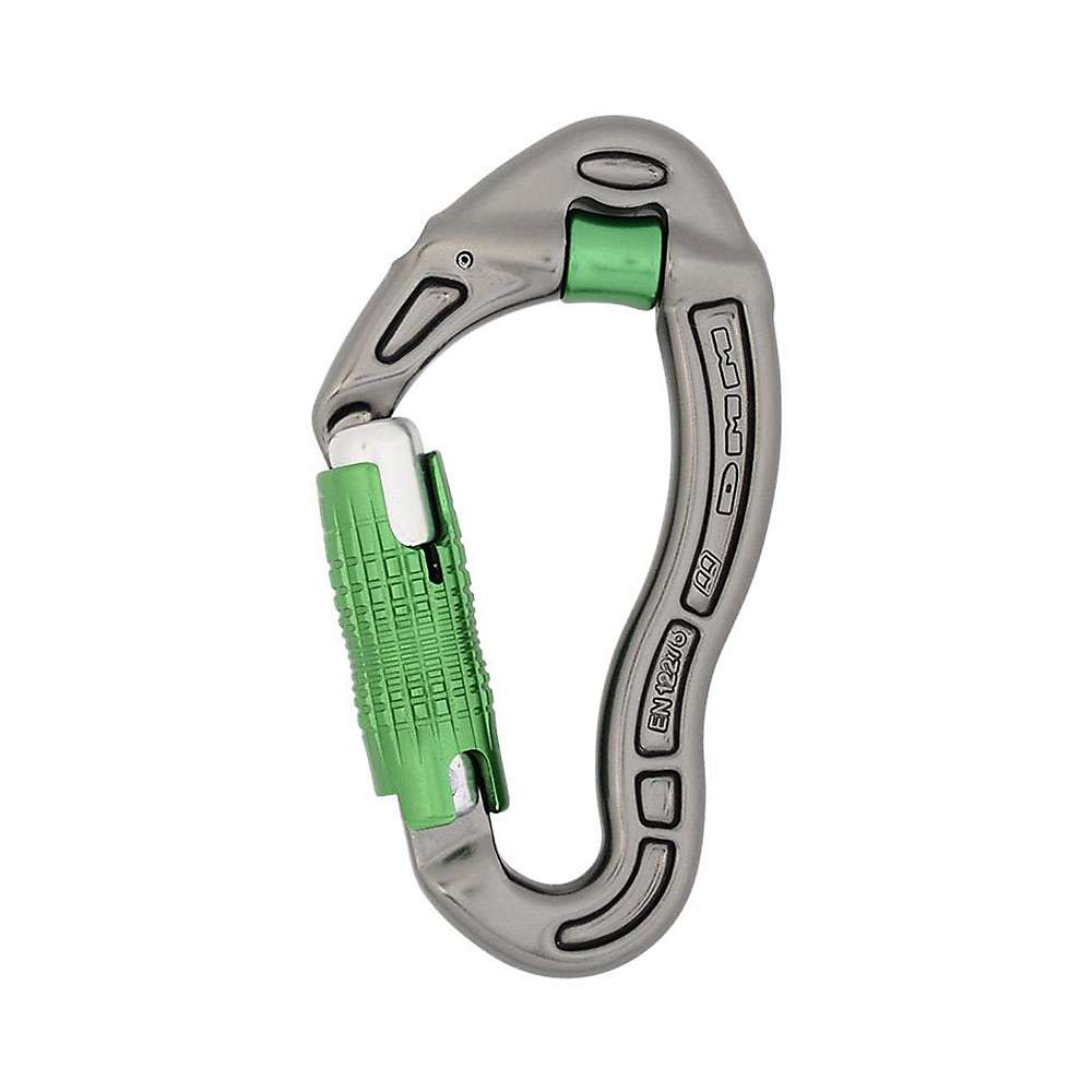 photo: DMM Revolver Locksafe locking carabiner