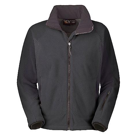 photo: Mountain Hardwear Women's P5 Jacket fleece jacket